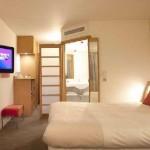 Een van de kamer van het 4 sterren hotel in Liverpool