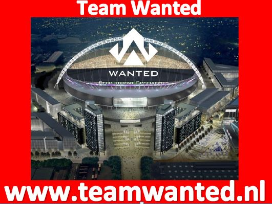 Team Wanted definitief