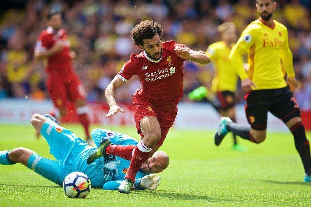 Penalty Salah