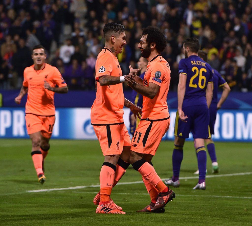 Bobby en Salah