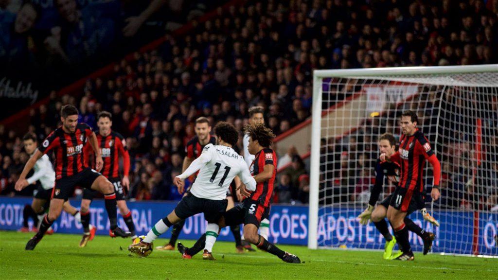 Goal Salah