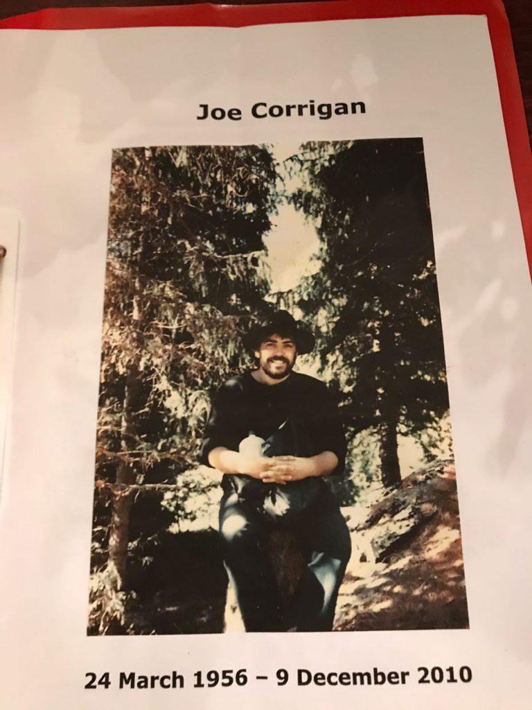 Joe Corrigan